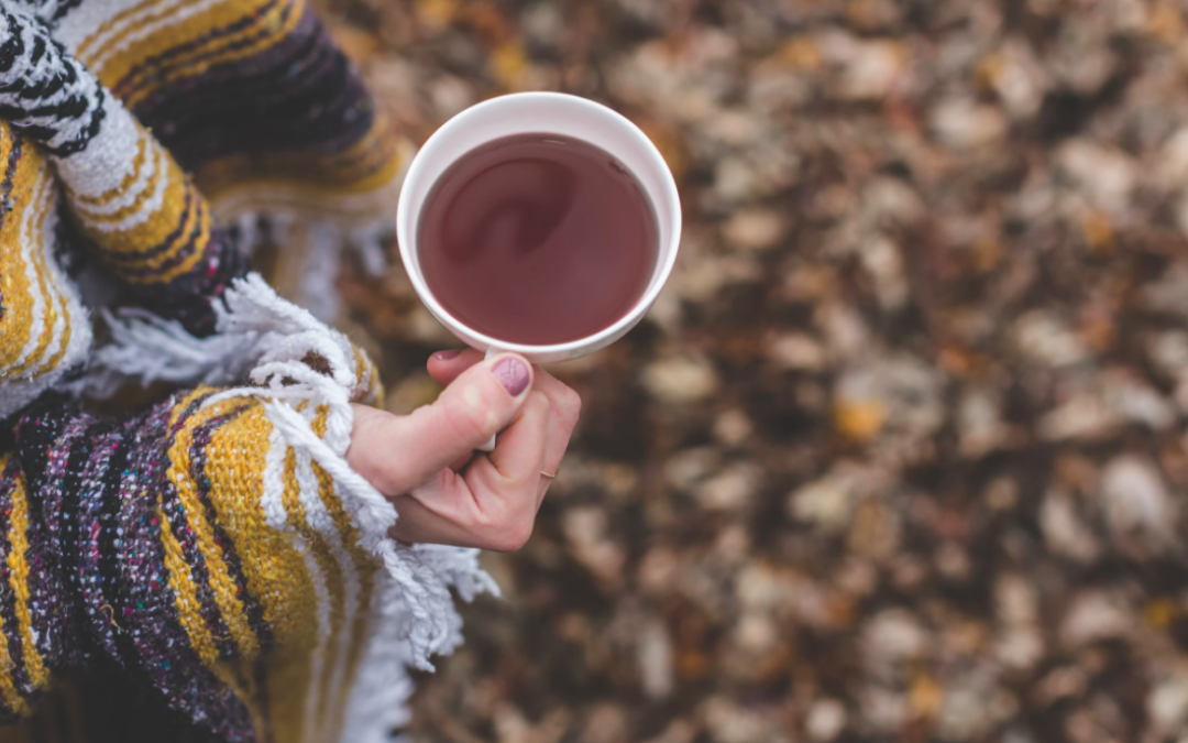 What teas to drink in winter