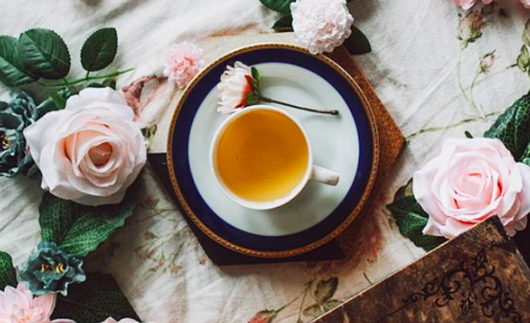 What tea to drink in the Spring